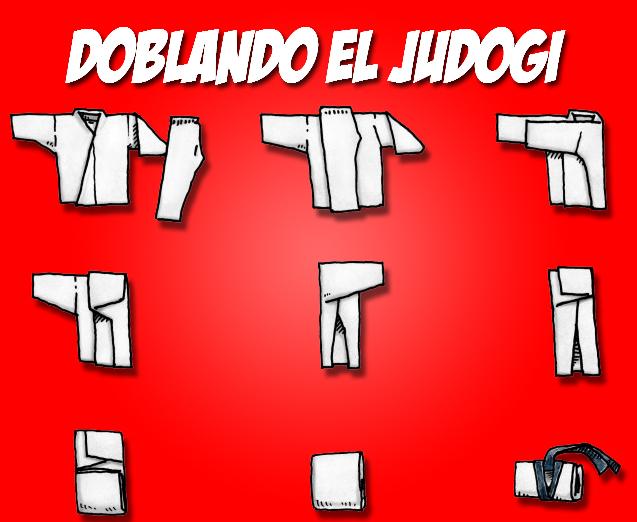 doblar-judogi